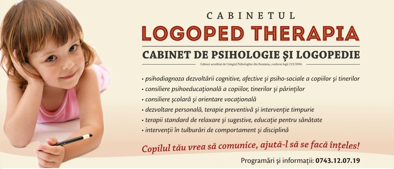 Cabinet Psihologie Bacau