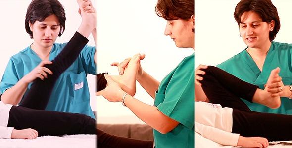 Kinetoterapie copii